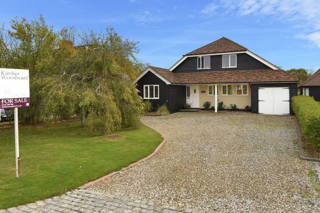 Thumbnail Detached house for sale in The Drive, Chestfield, Whitstable, Kent
