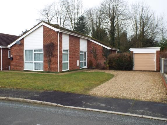 Thumbnail Bungalow for sale in Narborough, King's Lynn