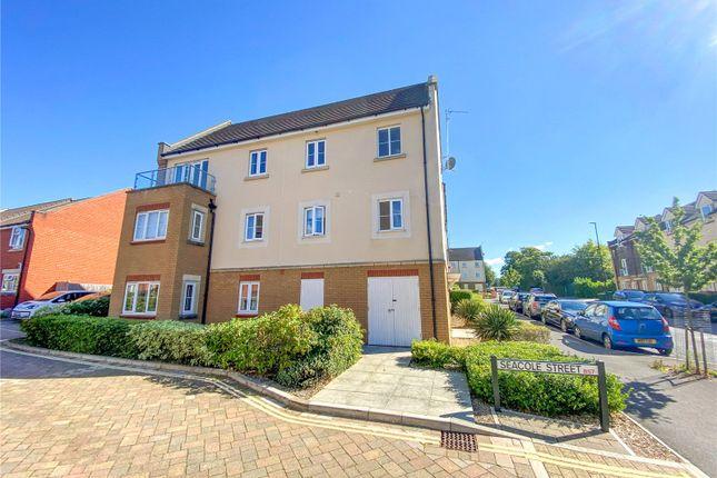 Thumbnail Flat to rent in Dorian Road, Bristol