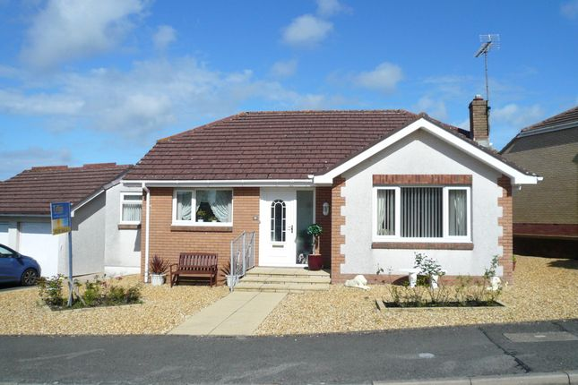 Thumbnail Detached bungalow for sale in Ruskin Close, High Harrington, Workington