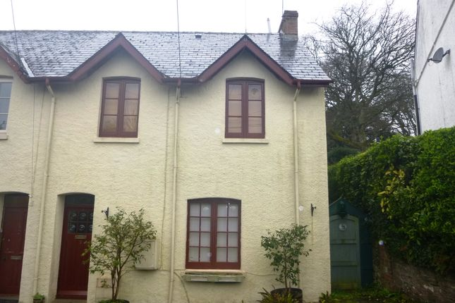 Thumbnail Semi-detached house to rent in Arscott Lane, Plymstock, Plymouth