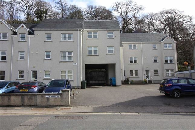 Thumbnail Flat for sale in Ness Court, Haugh Road, Inverness