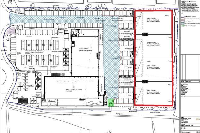 Capture Plan of Beacon Hill Road, Church Crookham, Fleet GU52