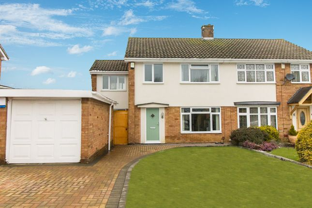 Thumbnail Semi-detached house for sale in Ravensdale, Basildon