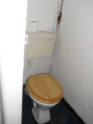 Separate WC Cubicle