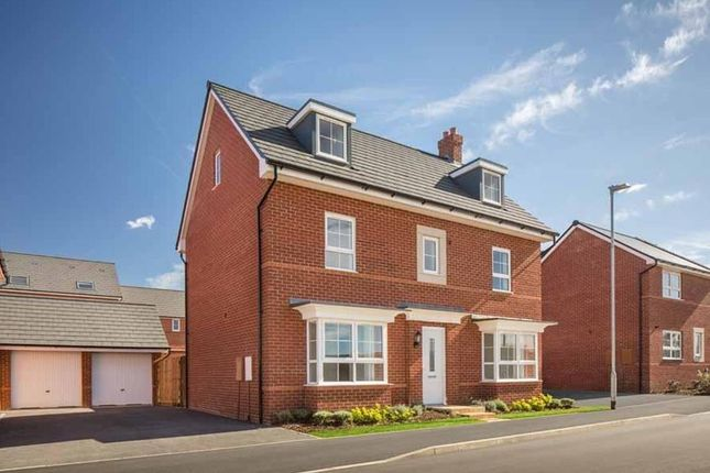 "Thumbnail Detached house for sale in ""Malvern"" at Southern Cross, Wixams, Bedford"