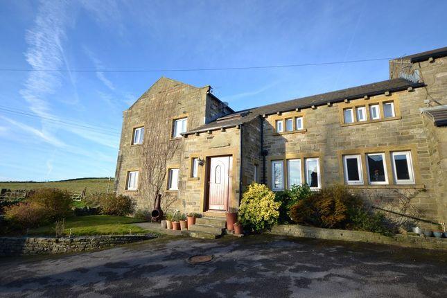 Thumbnail Barn conversion for sale in Broad Lane, Upperthong, Holmfirth