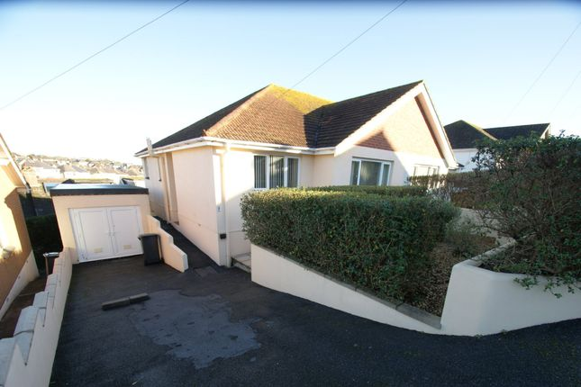 Thumbnail Semi-detached bungalow for sale in Little Park Road, Paignton