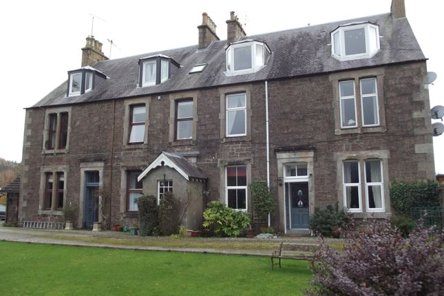Thumbnail Flat for sale in Oakbank, Bridgend, Callander