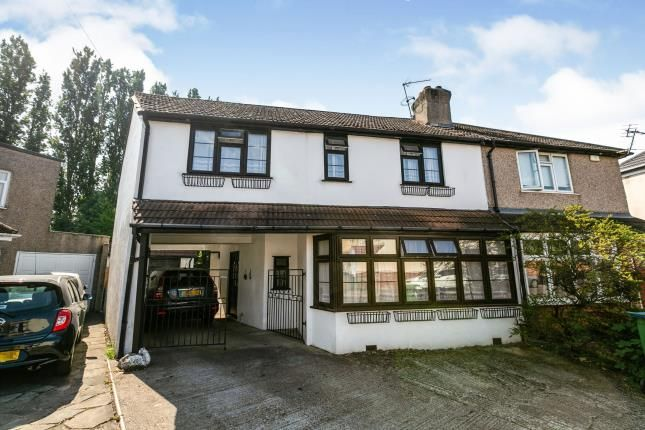 Thumbnail Semi-detached house for sale in Olron Crescent, Bexleyheath, Kent