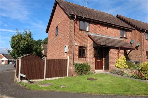 Thumbnail Semi-detached house to rent in Waterpark Road, Doveridge