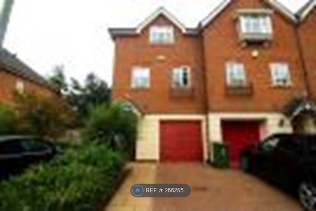 Thumbnail End terrace house to rent in Molteno Road, Watford