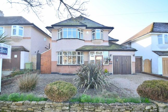 Thumbnail Detached house for sale in Romany Rise, Orpington