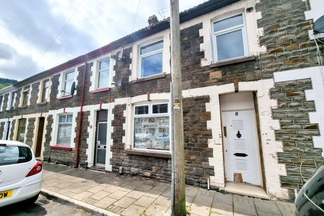 3 bed terraced house to rent in Oliver Street, Pontypridd CF37