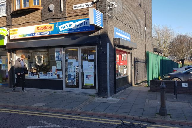 Thumbnail Retail premises for sale in Castle Street, Coseley, Bilston, Wolverhampton