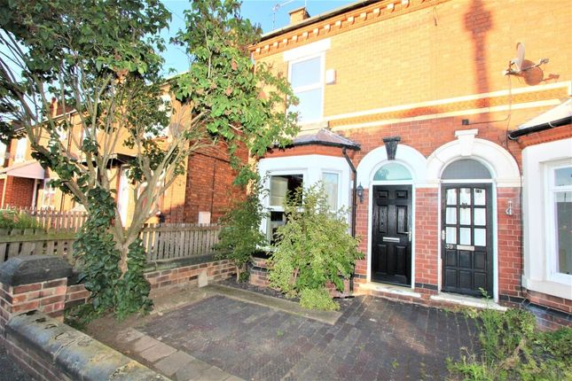 Thumbnail Terraced house to rent in City Road, Beeston, Nottingham