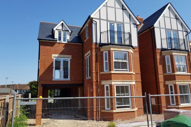 Thumbnail Detached house for sale in Bath Road, Felixstowe