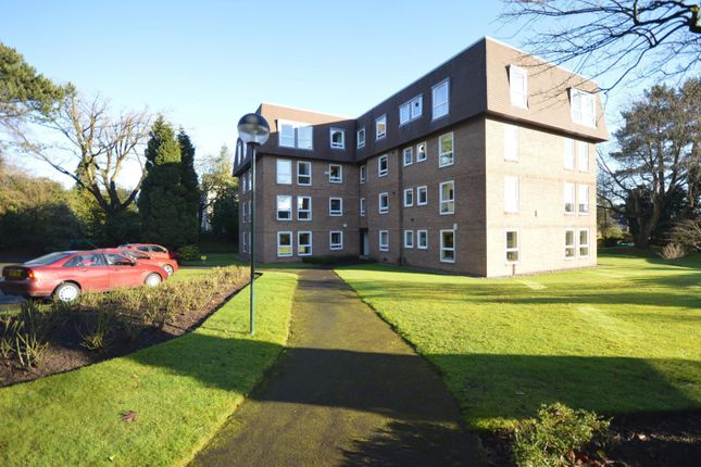 Thumbnail Flat to rent in Newington Court, The Firs, Altrincham