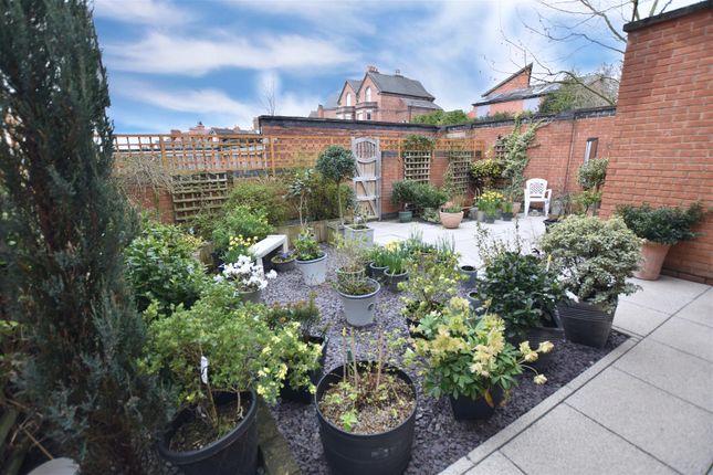 Front Garden of Pelham Crescent, The Park, Nottingham NG7