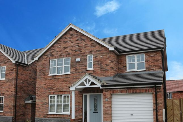 Thumbnail Detached house for sale in Plot 15, The Kingston, Willow Farm, Hibaldstow