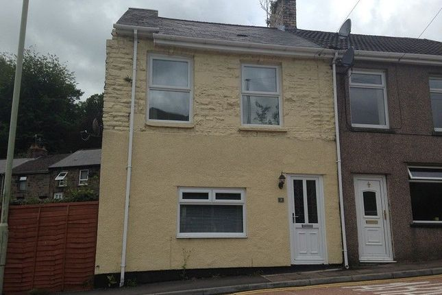 Thumbnail Semi-detached house to rent in Commercial Street, Ogmore Vale, Bridgend.