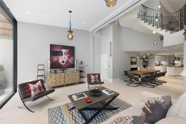 Detached house for sale in Pembridge Villas, London