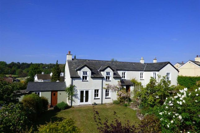 Thumbnail Detached house for sale in Hillview Cottage, Gower Lane, Woodcroft, Chepstow