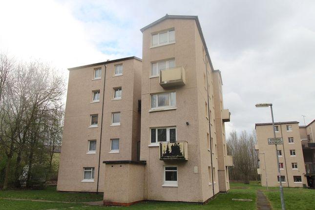 Thumbnail Flat to rent in Winning Quadrant, Wishaw, North Lanarkshire