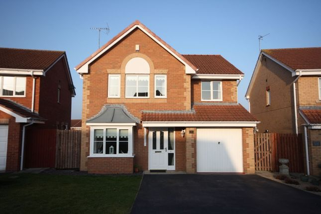 Thumbnail Detached house for sale in Allerston Way, Guisborough