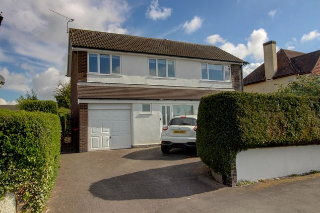 Thumbnail Detached house for sale in Uplands Road, Oadby, Leicester