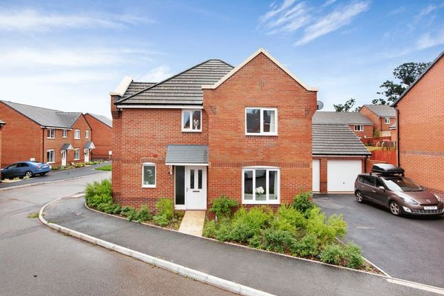 Thumbnail Detached house for sale in Packer Road, Tiverton