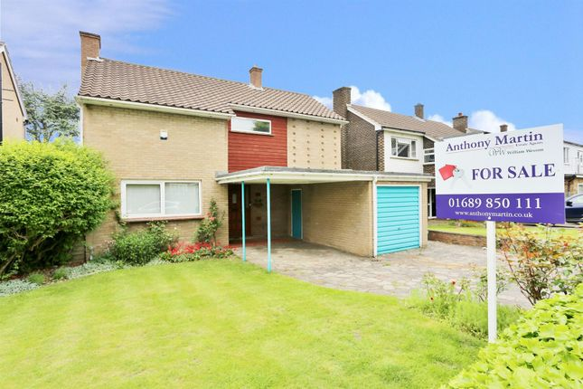 Thumbnail Detached house for sale in Crofton Avenue, Orpington