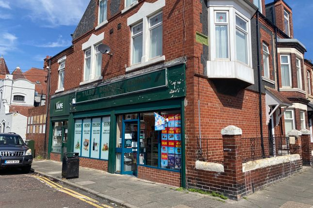 Thumbnail Retail premises for sale in Talbot Road, South Shields