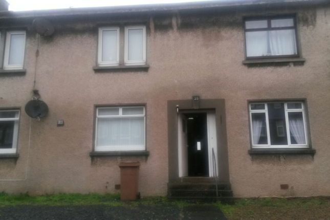 Thumbnail Flat to rent in Gillies Street, Troon