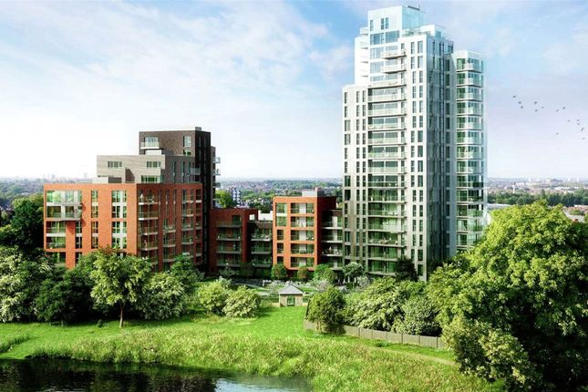 Thumbnail Flat for sale in Woodberry Down, Stoke Newington