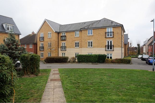 Thumbnail Flat for sale in Greenland Gardens, Chelmsford
