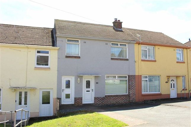 Thumbnail Terraced house for sale in Observatory Avenue, Hakin, Milford Haven