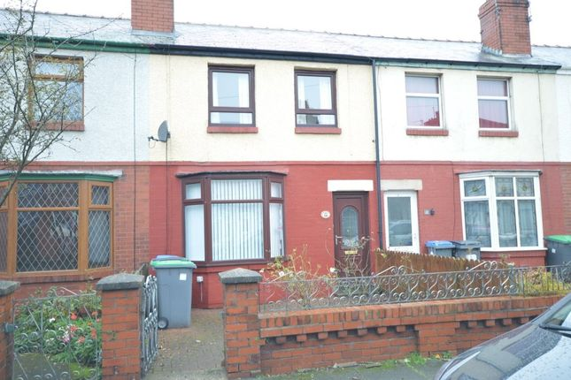 Thumbnail Terraced house to rent in Linfield Terrace, Blackpool
