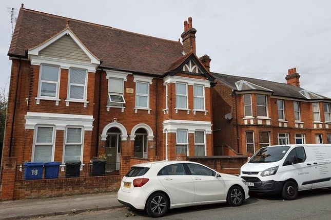 Thumbnail Property to rent in Hatfield Road, Ipswich