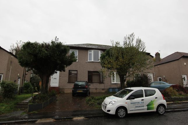Thumbnail Flat to rent in Kingsbridge Drive, Rutherglen, Glasgow