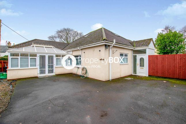 Thumbnail Detached bungalow for sale in Wellfield Road, Cardiff