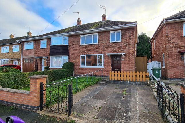 Semi-detached house to rent in Ferndale Road, Thurmaston