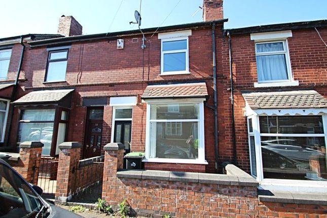 Thumbnail Terraced house to rent in Tellwright Street, Burslem, Stoke-On-Trent