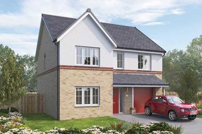 """Thumbnail Detached house for sale in """"The Sudbury"""" at Wellfield Road North, Wingate"""
