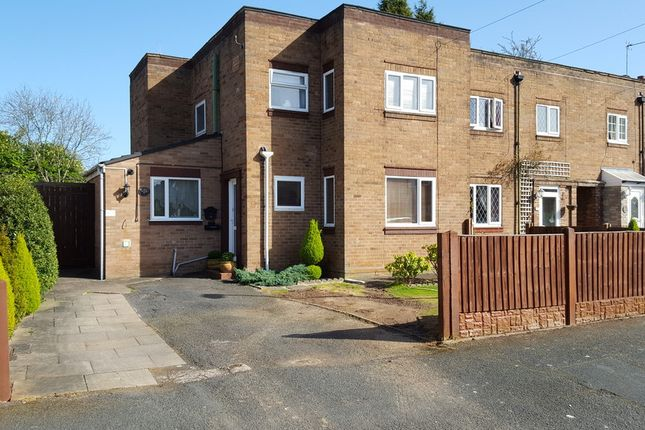 Thumbnail End terrace house for sale in James Way, Donnington, Telford, Shropshire