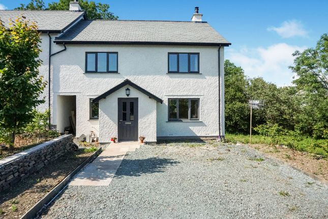 Thumbnail Terraced house for sale in Barn Field, Hawkshead, Ambleside