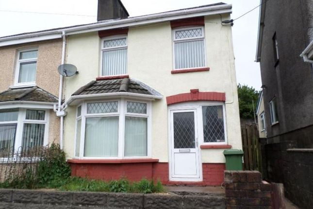 Thumbnail Terraced house to rent in Thomas Street, Gilfach Goch