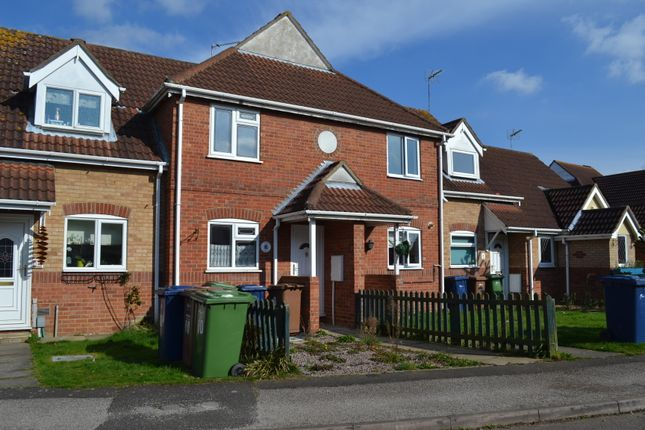 Thumbnail Terraced house to rent in Armada Close, Wisbech