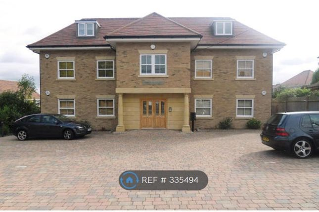 Thumbnail Flat to rent in Burton Lane, Goffs Oak, Waltham Cross