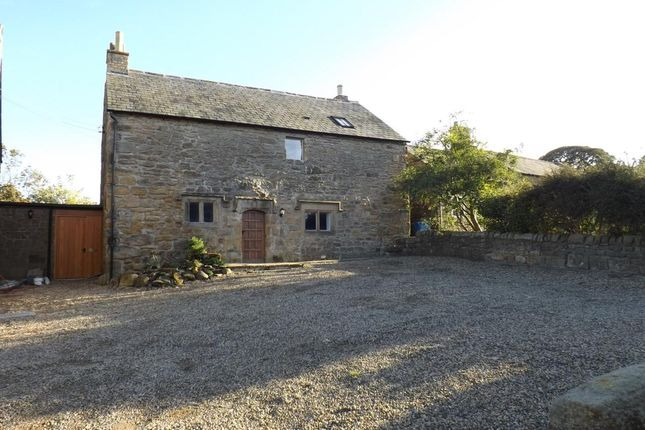 Thumbnail Detached house to rent in High Callerton, Newcastle Upon Tyne